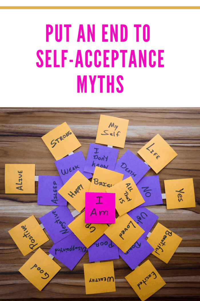 acceptance is choosing not to tolerate habits/emotions and thoughts that don't serve you.
