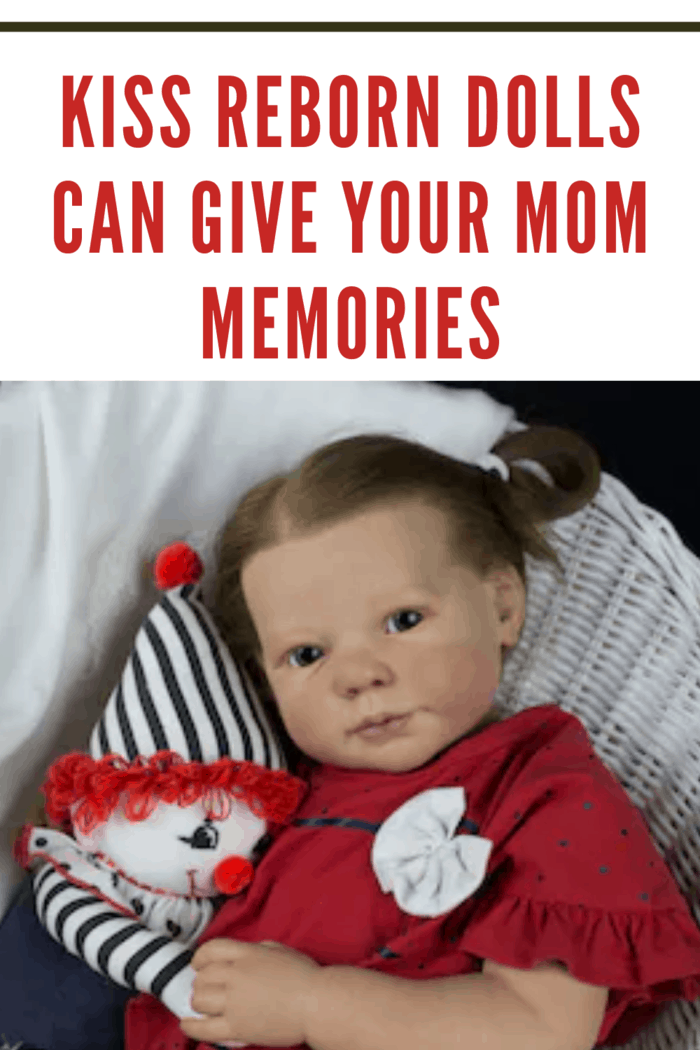 These dolls can send her back to the age of affection and love, the years of your childhood.