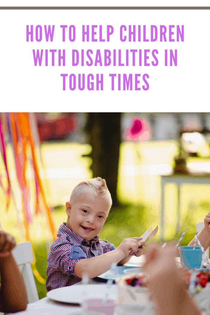Are you looking for ways to help, support, and care for a child with a disability? Read on for a number of key suggestions that might be of value.