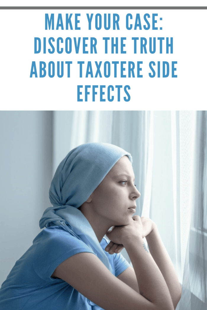 side effects of taxotere for patients of breast cancer
