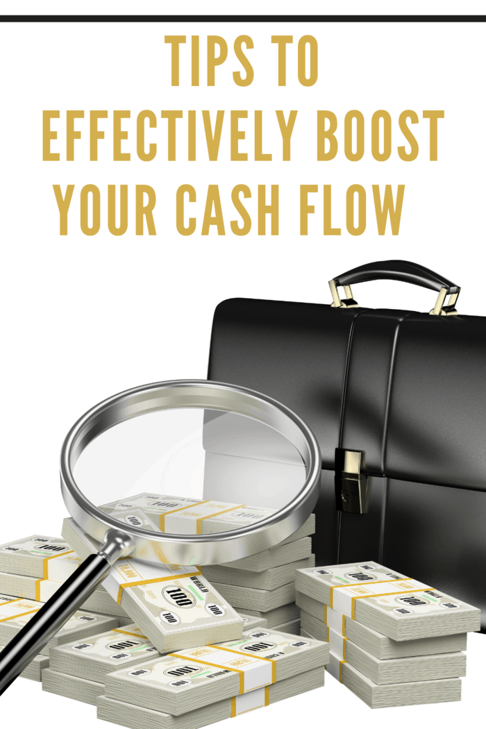 boost your cash blow