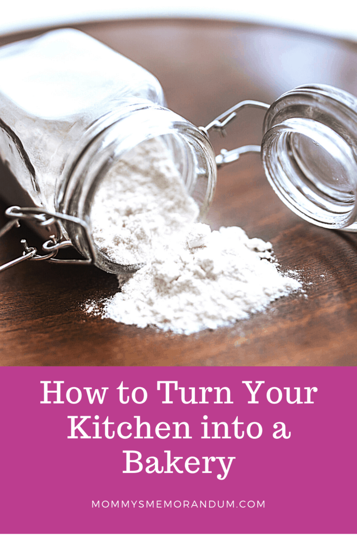 Flour, salt, and sugar can look the same from afar, so instead of opening each jar to figure out what's inside, it's far better to have everything labeled.