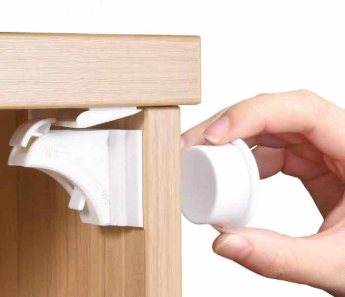 HOW TO INSTALL MAGNETIC CABINET LOCKS: EASIEST WAY