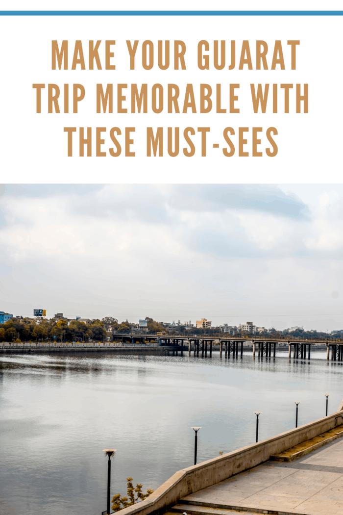 JUNAGADH-GUJARAT-INDIA-OCTOBER-2018-15-Sabarmati river front or waterfront on the banks of river sabarmati,ahmedabad.landscape view.