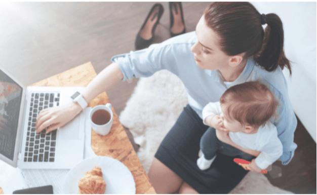 3 flexible career opportunities for working moms