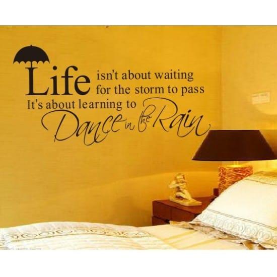 Cool Vinyl Wall Art Quotes