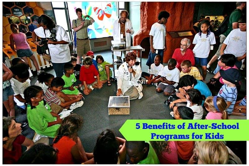 5 Benefits of After-School Programs for Kids