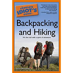 Giveaway: The Complete Idiot's Guide to Backpacking and Hiking (Closed)