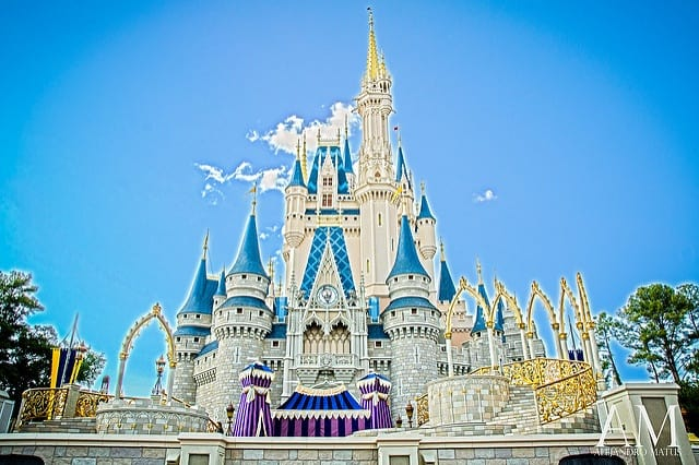 Disney's Magic Kingdom: Cinderella's Castle