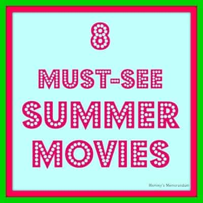 8 Must-See Summer Movies