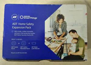 Samsung + ADT Smart Home Security Expansion Pack @BestBuy #ad @SamsungUS
