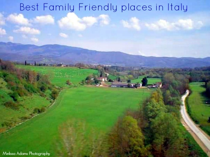 Best Family Friendly places in Italy