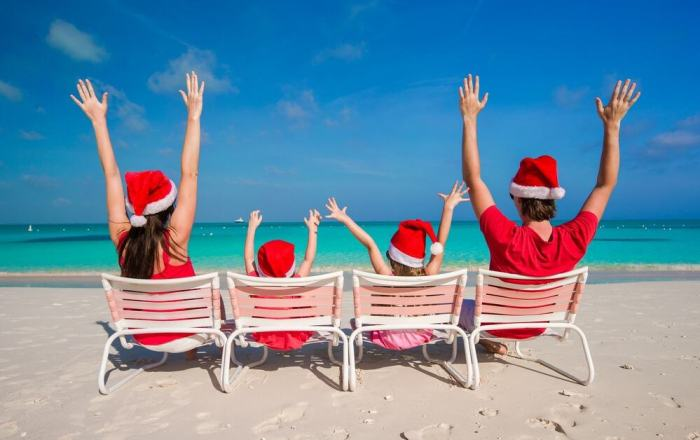 Christmas-in-tenerife-at-the-beach