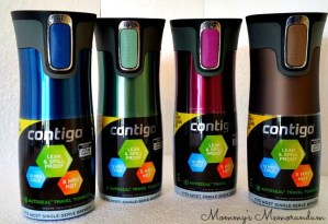 #Win Contigo Stainless Steel West Loop Travel Mugs (US ends 9/26)