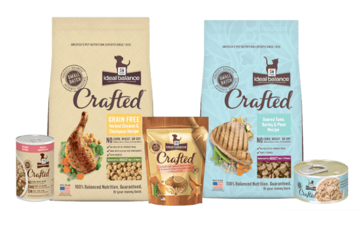 hill's crafted dog food review