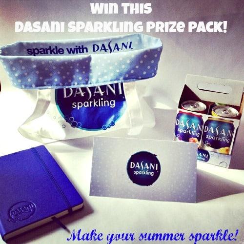 #DASANISparkling Prize Pack