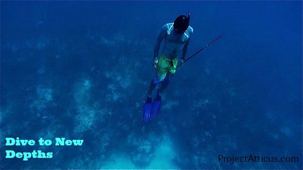 #DiscoverBoating Dive to New Depths