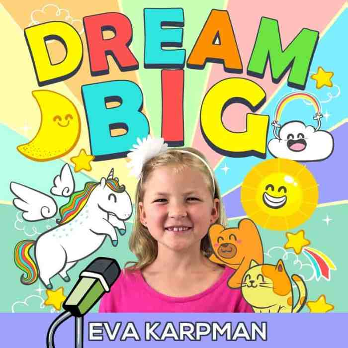 Dream Big Podcast Artwork Eva Karpman (1)