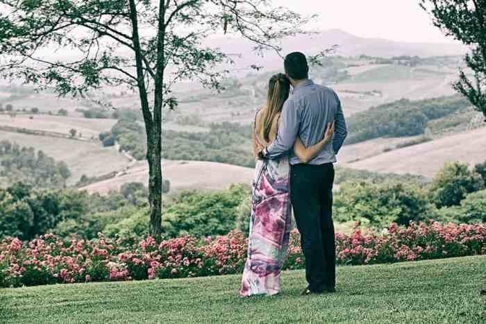 Exotic honeymoon in Africa
