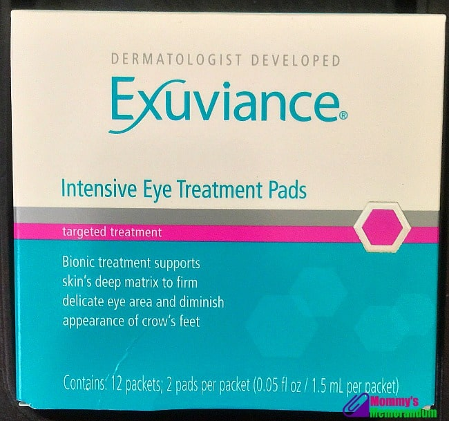 Exuviance® Intensive Eye Treatment Pads
