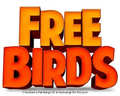 FREE BIRDS arrives in theaters November 1
