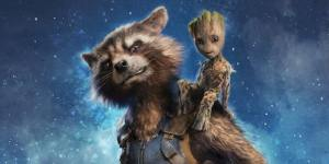 Bringing GotGVol2 Rocket and Groot to Life