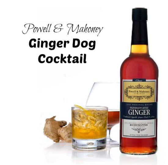 Ginger Dog Vodka Recipe