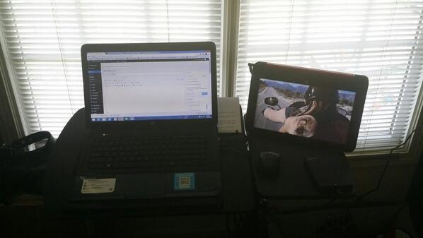 HP Home Office #HPFamilyTime