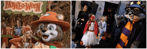 Howl-O-Ween Brings Spooktacular Fun to Great Wolf Lodge!