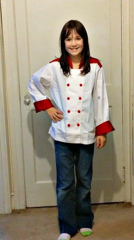 Happy Chef Jr. Master Chef Jacket