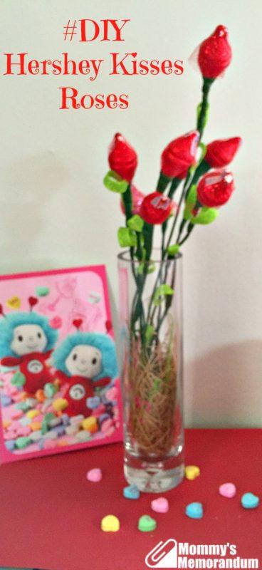 Hershey Kisses Roses Diy Mommys Memorandum