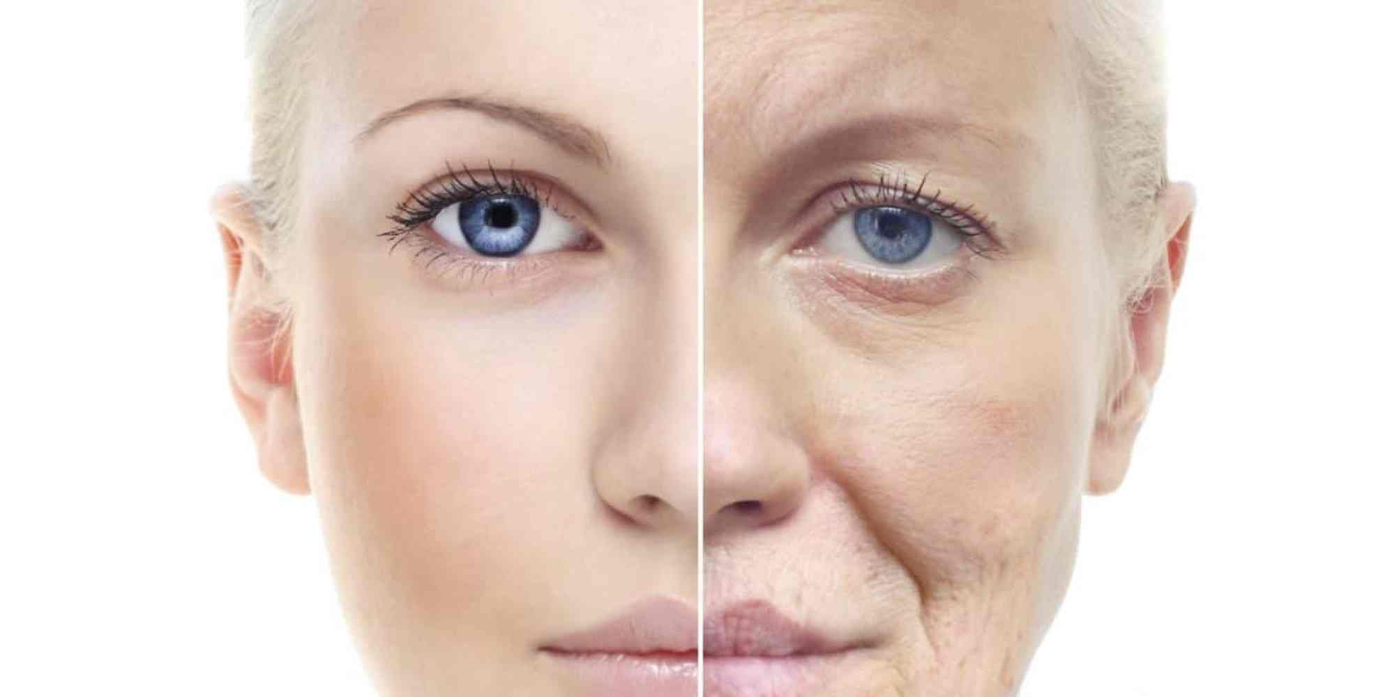 How Your Face Changes With Age