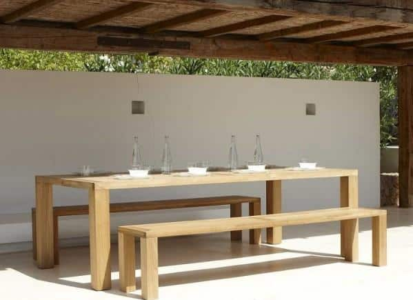 Integrated Indoor-Outdoor Living  practicality