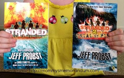 Jeff Probst Stranded Books