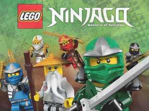 LEGO® NINJAGO™: MASTERS OF SPINJITZU: SEASON 5