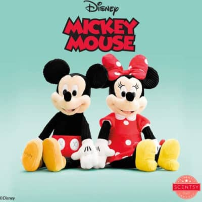 scentsy disney collection mickey and minnie