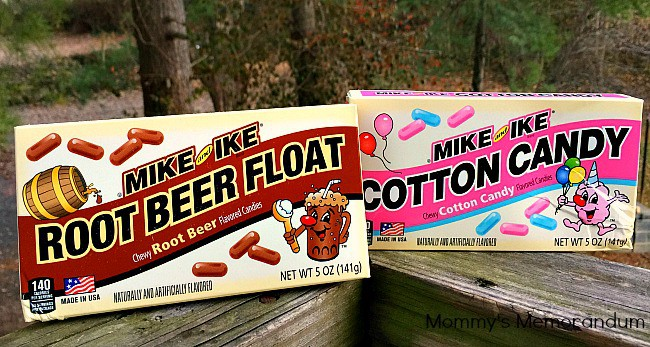 Mike and Ike welcome two retro flavors