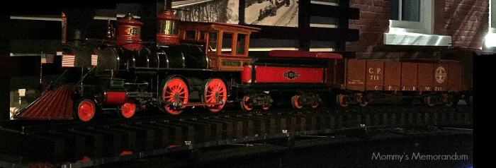 Pieces related to Walt Disney's miniature Carolwood Pacific Railroad (built in his backyard), including his beloved Lilly Belle locomotive, are on display at the museum as well.