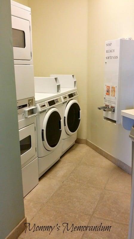 #RIFamily Laundry Room