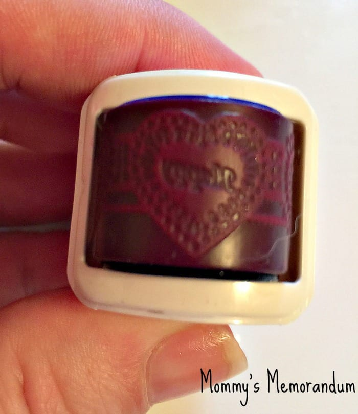 Rolli Stamps I Heart You Stamp