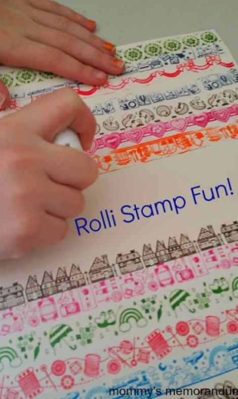 Rolli Stamps continuous