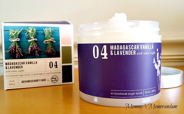 Advanced Body Care by ME! Tri-Functional Sugar Scrub –#Shesatotalbeauty