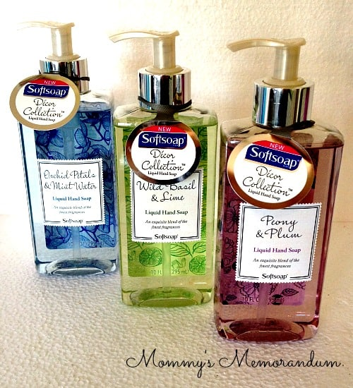 SoftSoap Decor Collection #review