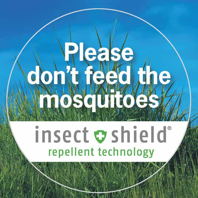 don't feed the mosquitoes