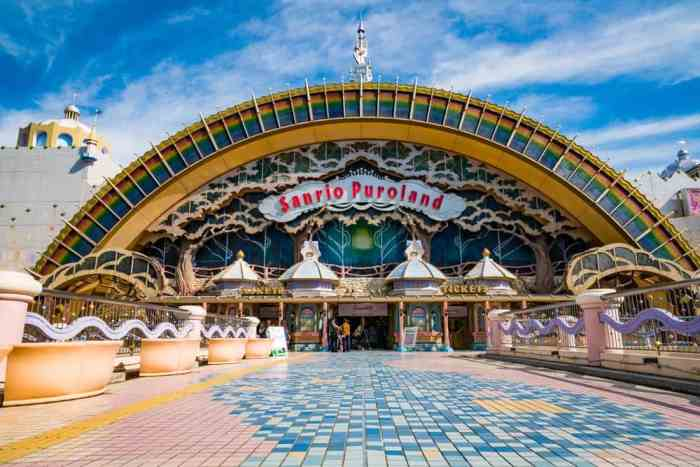 The Eight Amazing Places to Visit in Tokyo Japan Tokyo Disneyland and Sanrio Puroland