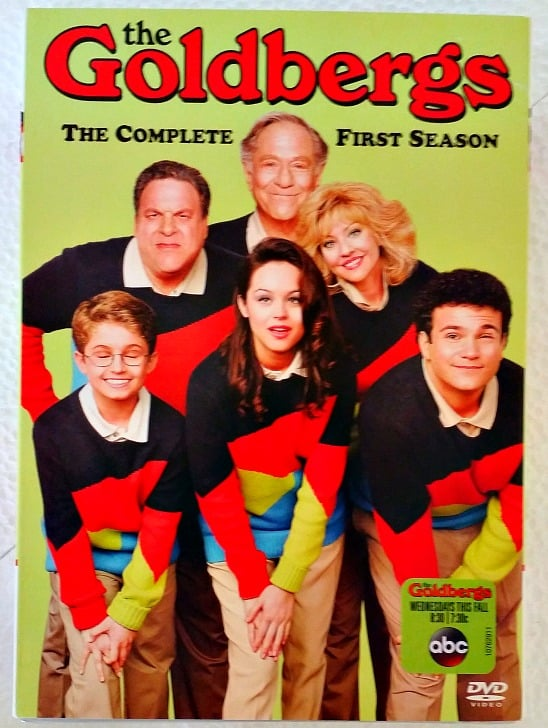 The Goldbergs Complete First Season on DVD