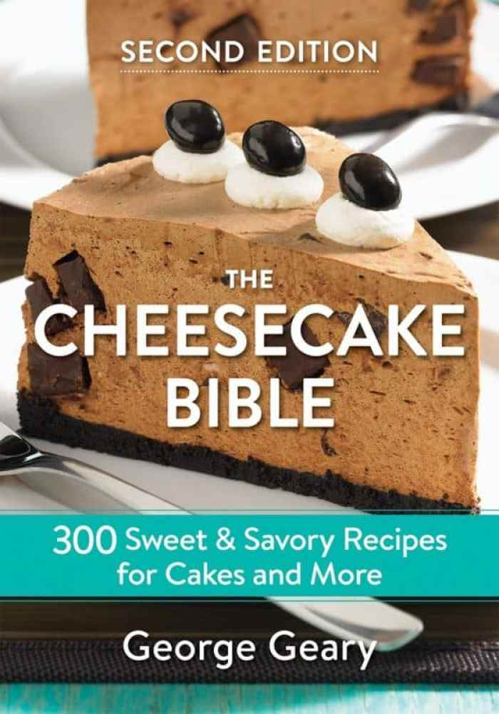 the cheesecake bible second edition