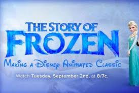 The story of frozen