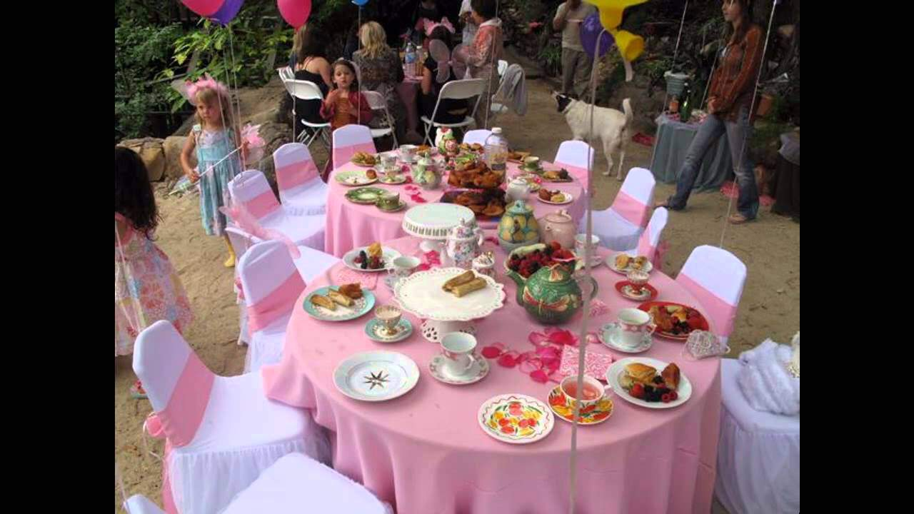 The ultimate guide to hosting kids tea party