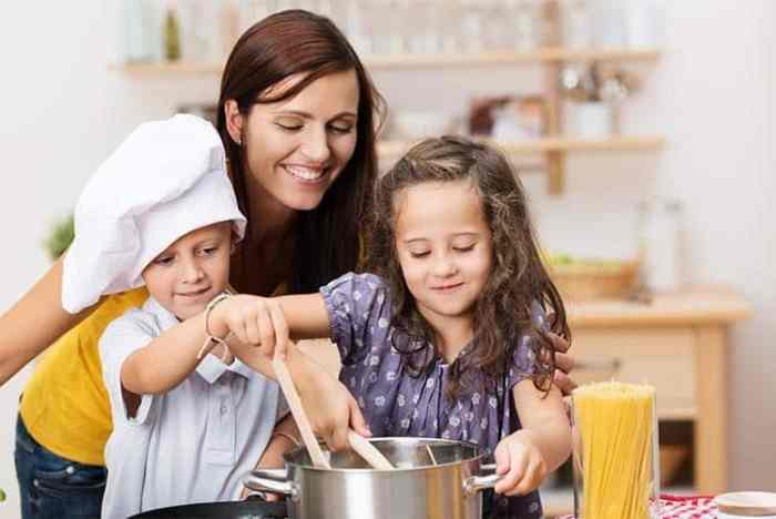 Tips for Having Fun in the Kitchen